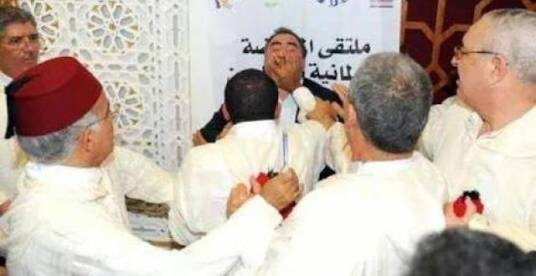 La honte des Marocains
